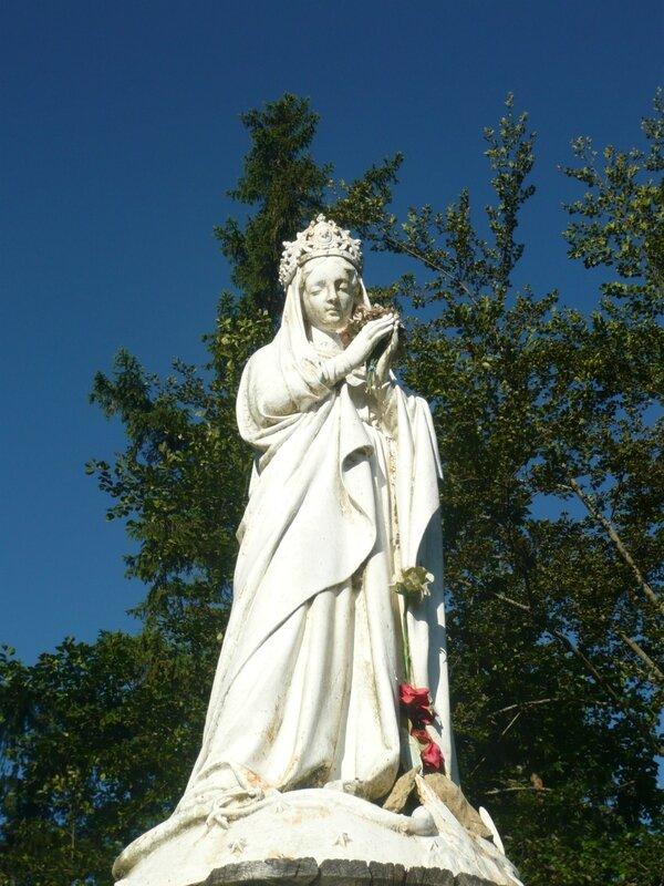 L la Vierge des Mont d'Ain