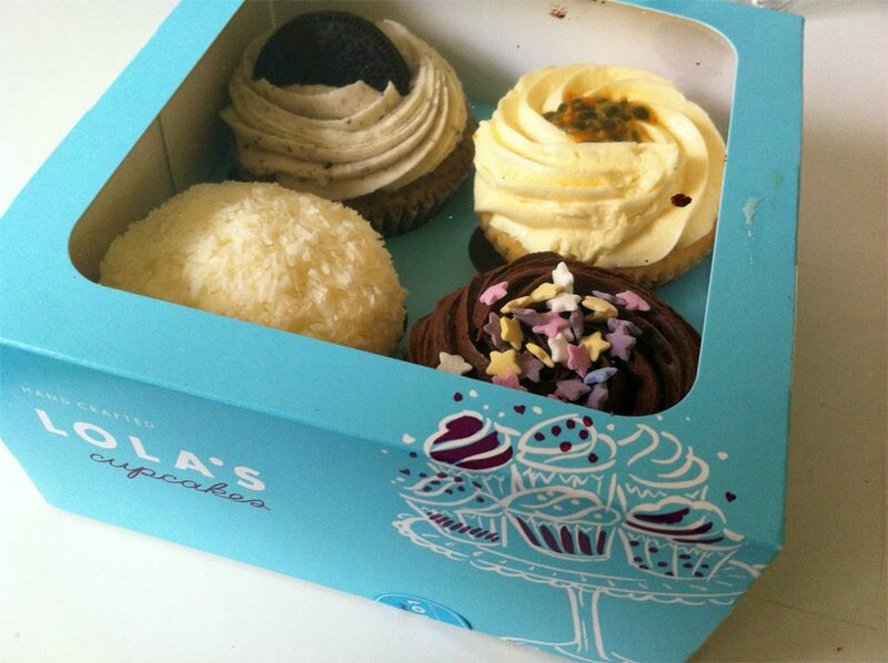 cupcakes Londres