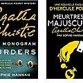 The monogram murders, de sophie hannah