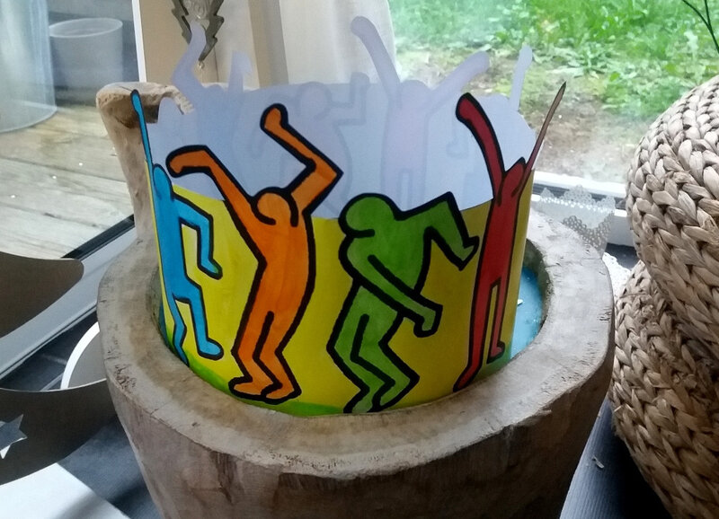 343-Couronnes-Couronne Keith Haring (32)