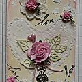 Tag shabby mixed média.