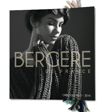 BERGERE DE FRANCE - COLLECTION 2015-2016