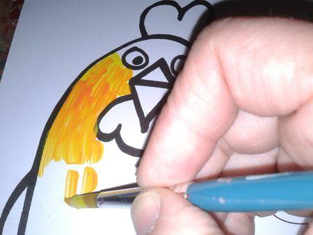 80_Pâques_Ma poule a pondu