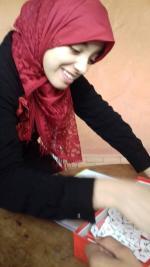 le sourire de Farah