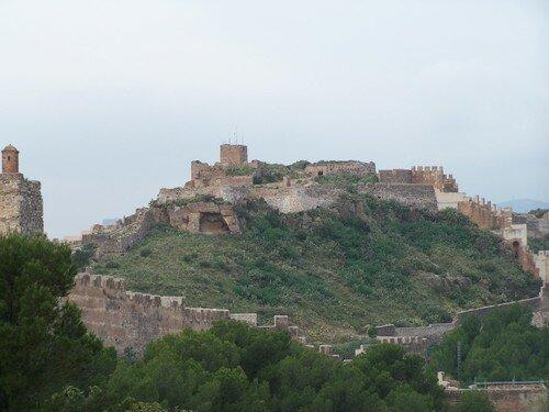 Sagunto-château