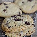 Chocolate chip cookies - la recette ultime de guillemette