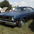 Plymouth duster fastback coupe 1971