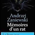 memoires d un rat