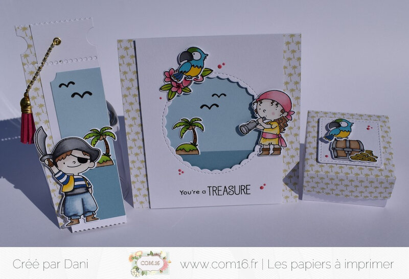 Dani mini set pirate Lucas 21 Com