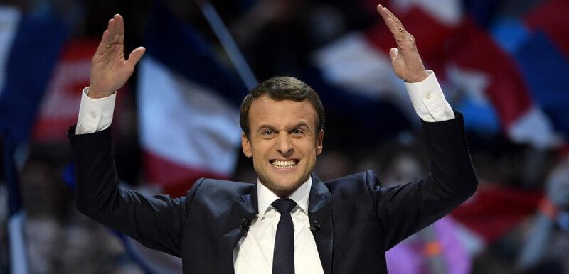 Macron meeting