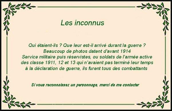 Inconnus