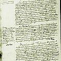 Le 12 janvier 1790 à mamers : vol de bois, rassemblement en opposition aux patrouilles de la garde nationale.