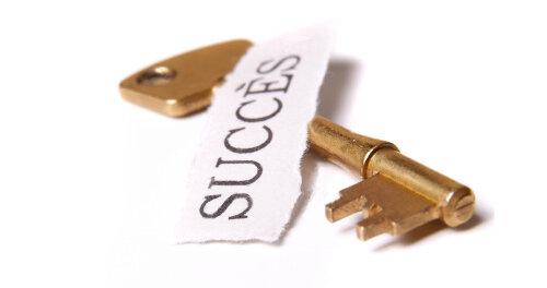 comment avoir le succes