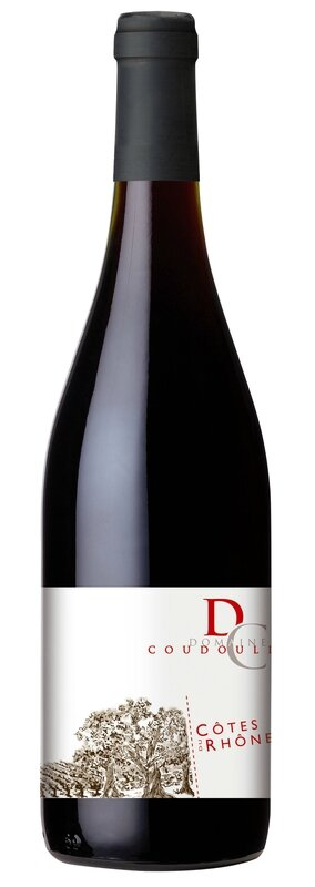 CDR Rouge (Domaine Coudoulis)