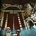 Quarantième anniversaire de connaissance hellénique