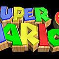 Test de super mario 64 - jeu video giga france