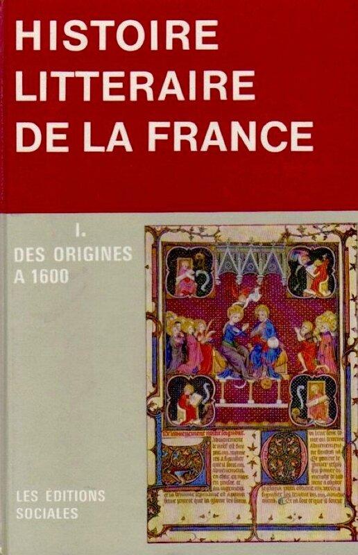 Histoire litt France couv