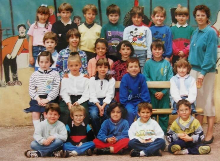 école St-Louis 1987 (1)