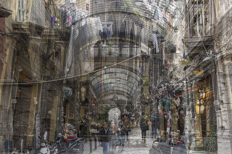 mélimélo48_Naples_La grande gallerie