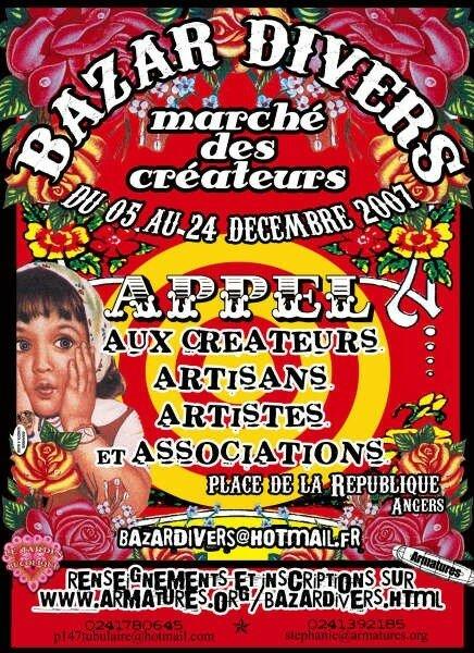 APPEL aux artistes 2007