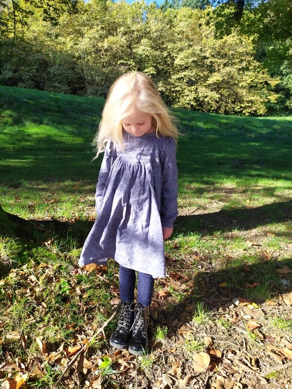 Robe Louise Ikatee version hiver (2)