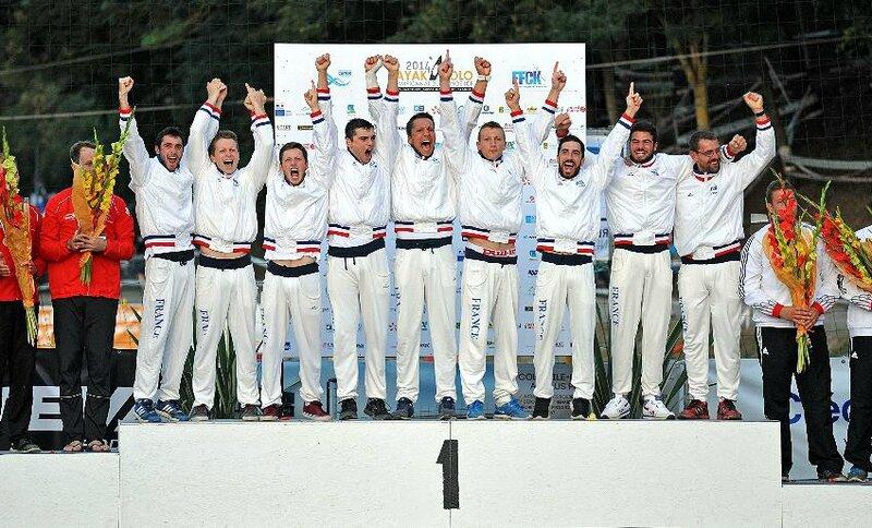 Équipe de France Polo H 2014- 21 H