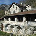 Autour de l'ermitage d'esparron de chichiliane 38930 – col du prayet – vercors