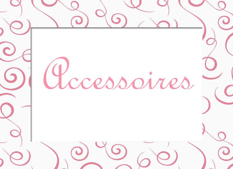 image Accessoires