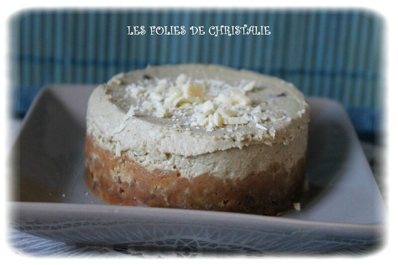 Cheesecake matcha 12