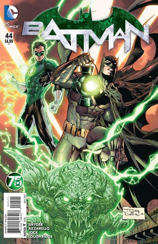 batman 44 green lantern variant