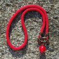 Crocheté rouge