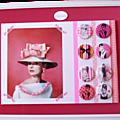 ' martine ( o'perla ) fait des badges vintage ' sur deco.fr ...