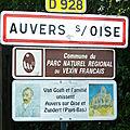 Sortie Auvers sur Oise le 23.07.11