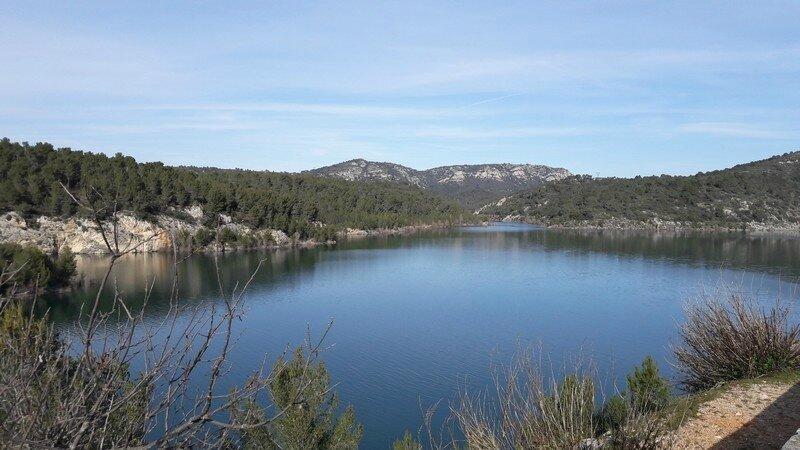 224 - Le barrage de Bimont 7