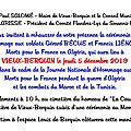 ZH-5 décembre 2019-commémorations BECUE Gérard & LIENART Francis