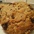 Cookies d'automne.