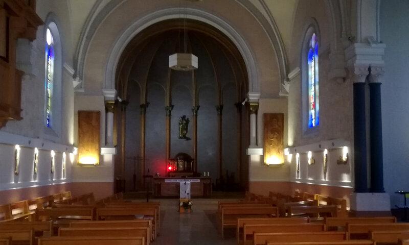 23 juin 2019, l'Hermitage, la chapelle (2)