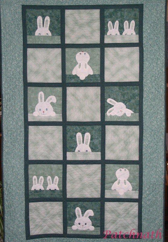 Les lapins de Célian
