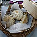 Cha yuan, au déjeuner