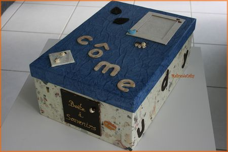 boîte à souvenirs Côme