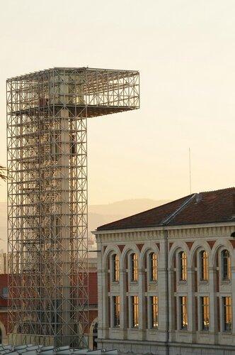 Tour observatoire Cité du Design