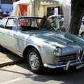 Alfa romeo 2000 S vignale de 1958 (34ème Internationales Oldtimer meeting de Baden-Baden) 01