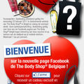 The body shop belgium : 1 sac gratuit