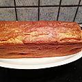 Cakes salé au poivrons