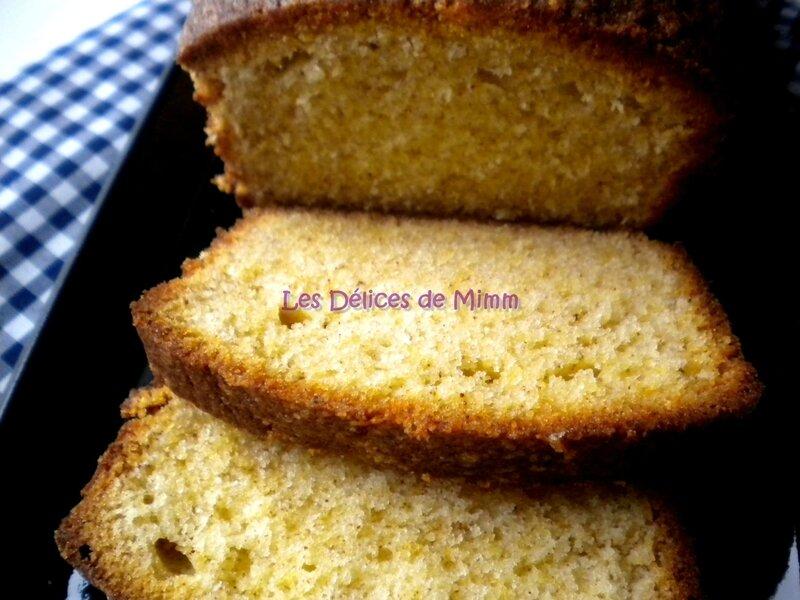 Cake tout simple au beurre noisette 4