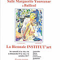 Exposition: institut'art