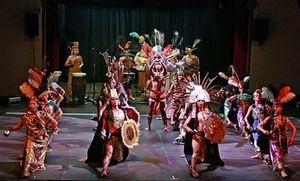 BALLET NATIONAL MEXIQUE 2011