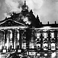 27.02.1933 : l'incendie du reichstag