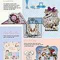 Catalogue marianne design juillet 2012
