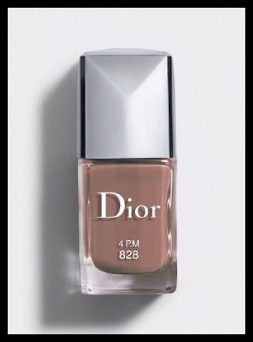 dior collection automne power look vernis 4 pm